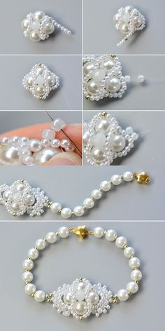Wanna this pearl beads bracelet?The details will be released by LC.Pandahall.com soon.
