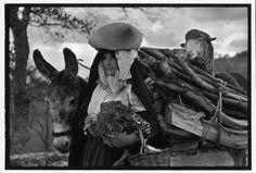 Henri Cartier-Bresson, Basilicate, Italie, 1951. © Henri Cartier-Bresson/Magnum Photos.