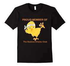 The Homesteading Prepper: Chicks Club Member. Multi-Colors. Get Yours Now for $19.99