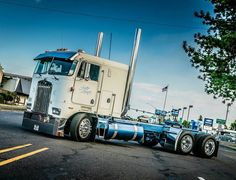 Coe Kenworth custom K100