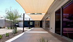 Veranda stillvolle Überdachungen patio idee