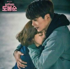 Park hyung sik and park bo young strong woman do bong soon drama ❤❤
