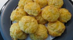 Coconut Flour Cheese Biscuits #food #glutenfree #coconutflour