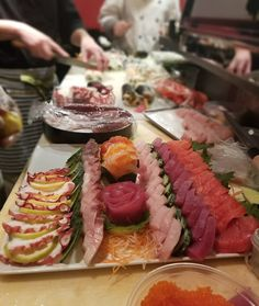 Revelstoke Bc, Best Sushi, Sashimi, Tuna, Food Porn, Fish, Meat, Instagram, Food Food