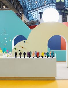 MAISON 2013 Jetro「J Style+」Trade Show Booth