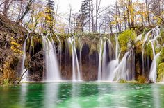 Laghi Plitvice Croazia Ph. Andrea Zangrando See more on : http://www.missclaire.it/travel/parco-nazionale-dei-laghi-di-plitvice/