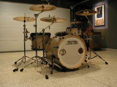 Custom drums - Truth