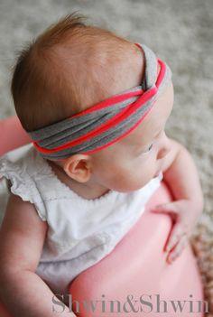 Super Easy Peasy Baby Headband