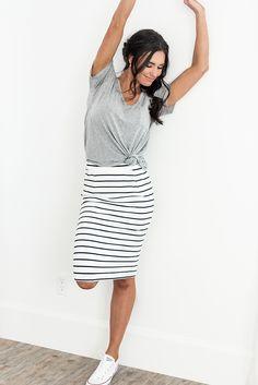 Pencil Skirt - MSS18275