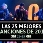 Las 25 mejores canciones de 2012 Según LifeBoxSet