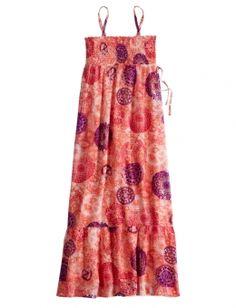 peace maxi dress (justice)