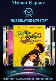 Which Bollywood Love Story is yours ? Find at http://apps.funquizbox.com/bollylove