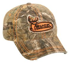 dedddf2bfb21b Buck Commander Orange Patch Logo Cap Hunting Hat