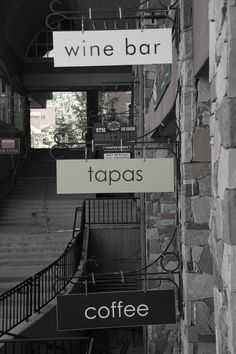 #winebar #tapas #coffee at The Met! The Metropolitan, or the Met for short, offers one of Beaver Creek Resort's only non-hotel breakfast menus along with a high-end espresso bar, Enomatic Elite wine serving system, all at affordable prices not normally found in the Vail Valley.