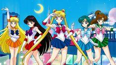 Cartoni animati anni 90 che hanno segnalato la nostra infanzia Sailor Jupiter, Sailor Venus, Sailor Mars, Sailor Chibi Moon, Sailor Neptune, Sailor Saturn, Sailor Moon Makeup, Sailor Mercury, Tuxedo Mask