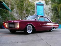Alexander Brothers Custom Cars | The Alexander Brothers - Adonis 1960 Ford Custom - Rockin-records le ...
