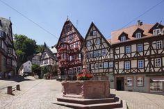 Bavarian Architecture | ... , Mainfranken, Lower Franconia, Franconia, Bavaria, Germany, Europe
