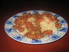 Γεύση Ελευθερίας: Σάλτσα με μελιτζάνα για μακαρόνια
