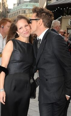 Robert Downey Jr. & Susan Downey
