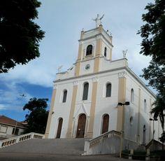 Igreja Matriz de Rio das Pedras-SP