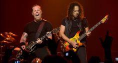Metallica usan cuerdas Ernie Ball