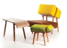dog furniture a man's best friend by tomski - designboom