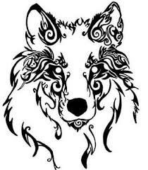 Tribal Wolf Tattoos Designs And Ideas Wolf Tattoos, Tribal Wolf Tattoo, Body Art Tattoos, Celtic Wolf Tattoo, Belly Tattoos, Biker Tattoos, Celtic Tattoos, Animal Tattoos, Sleeve Tattoos