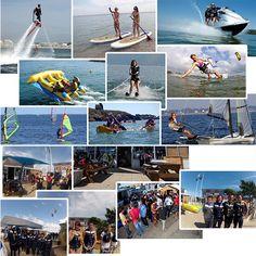 Enterrement de vie de garçon ou de jeunes filles -> activités nautiques !