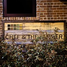 Chef Farmer Kinston Restaurant North Carolina- [site:name] - Best Southern Restaurants- Southern Living Birmingham, Alabama, Chef And The Farmer, Southern Restaurant, Best Restaurant Names, Vivian Howard, Living In North Carolina, Down South, United States Travel