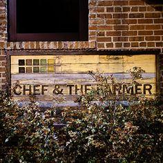 Chef Farmer Kinston Restaurant North Carolina- [site:name] - Best Southern Restaurants- Southern Living Birmingham, Chef And The Farmer, Alabama, Southern Restaurant, Best Restaurant Names, Vivian Howard, Living In North Carolina, Down South, Southern Living
