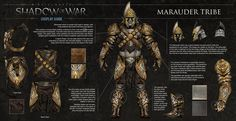 Image result for shadow of war orcs