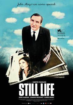 Le maratone di un bradipo cinefilo: Stille life ( 2013 )