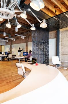 Giant Pixel Offices by Studio O A, San Francisco