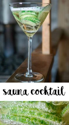 SAUNACOCKTAIL Party Drinks, Cocktails, Black Currants, Try Something New, Martini, Tableware, Recipes, Craft Cocktails, Dinnerware