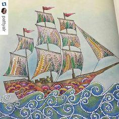 Instagram media desenhoscolorir - Achei demais! By @pattyalr  #lostocean…
