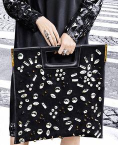 Be My Queen #HauteCouture #PFW2014/2015 #Chanel