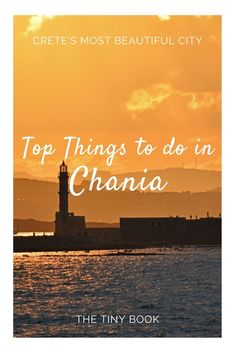 Best things to do in Chania, Crete Mykonos Island, Mykonos Greece, Crete Greece, Athens Greece, Santorini, Battle Of Crete, Places To Travel, Travel Destinations, Stuff To Do