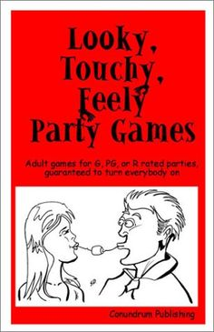 Looky, Touchy, Feely Party Games « Library User Group
