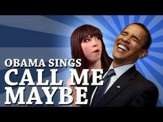 "Check out Marcus Smith's ""Barack Obama Singing Call Me Maybe by Carly Rae Jepsen"" decalz @Lockerz"