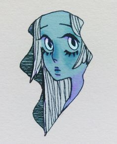"ionzaion: ""Blue Diamond """