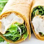 Chicken and Spinach Wrap Recipe