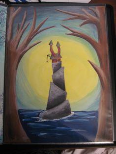 Lifebook Painting