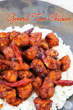 General Tso's Chicken - Asian at Home