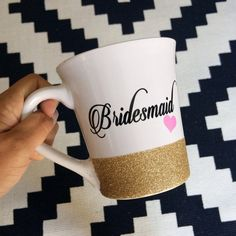 Hey, I found this really awesome Etsy listing at https://www.etsy.com/listing/203679920/personalized-coffee-cup-glitter-dipped