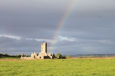 Thin Places Mystical Tour -moyne abbey