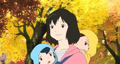 I made this video for my mom for mothers day, You mean the world to me mom I love you Anime: Wolf Children Mama Said - Lukas Graham (cover) by Maddie Wilson . Wolf Children Ame, Wolf Kids, Anime Nerd, Sad Anime, Manga Anime, Nisekoi, Color In Film, Anime Amino, Ghibli Movies