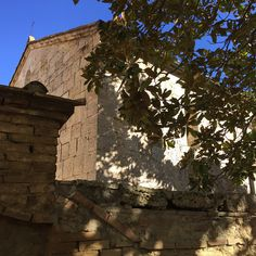 The XI century church of S. Maria Assunta (Assumption) played its role when pilgrims from northern Italy and Europe travelled south to Rome along the famous Via Francigena; stopping along the way in little towns like S. Quirico d'Orcia