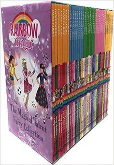 Rainbow Magic The Magical Talent Fairy Collection 35 Books Box Set Great Books, New Books, Third Grade Books, Sleeping Beauty Fairies, Daisy, Rainbow Magic, Magic Box, Jack Frost, To My Daughter