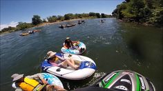 River Float Safety Support