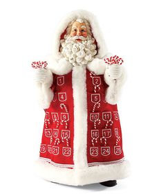Look what I found on #zulily! Almost Christmas Figurine #zulilyfinds